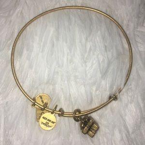 Alex & Ani gift box bracelet